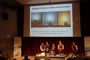 პირველი საერთაშორისო კონფერენცია, შეფელდი, ინგლისი, 2014